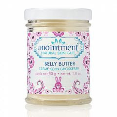 Anointment Belly Butter - Yellow Birch
