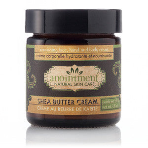 Anointment Shea Butter Cream - Yellow Birch