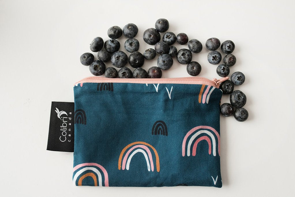 Colibri Small Reusable Snack Bags
