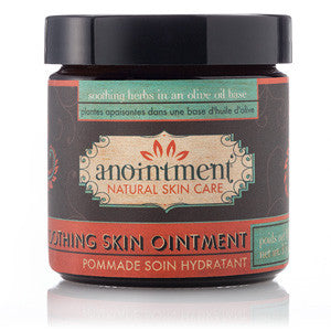 Anointment Soothing Skin Ointment - Yellow Birch