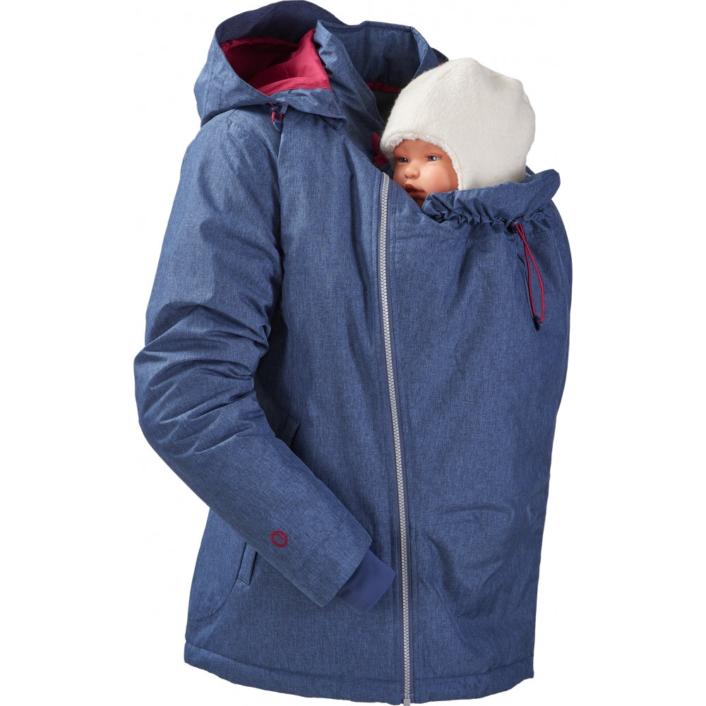 26599e212 Mamalila Winter Babywearing Jacket - Yellow Birch
