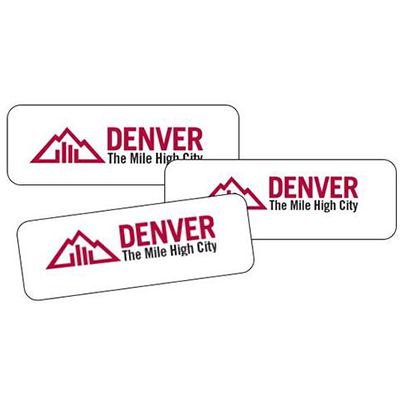 Visit Denver Stickers