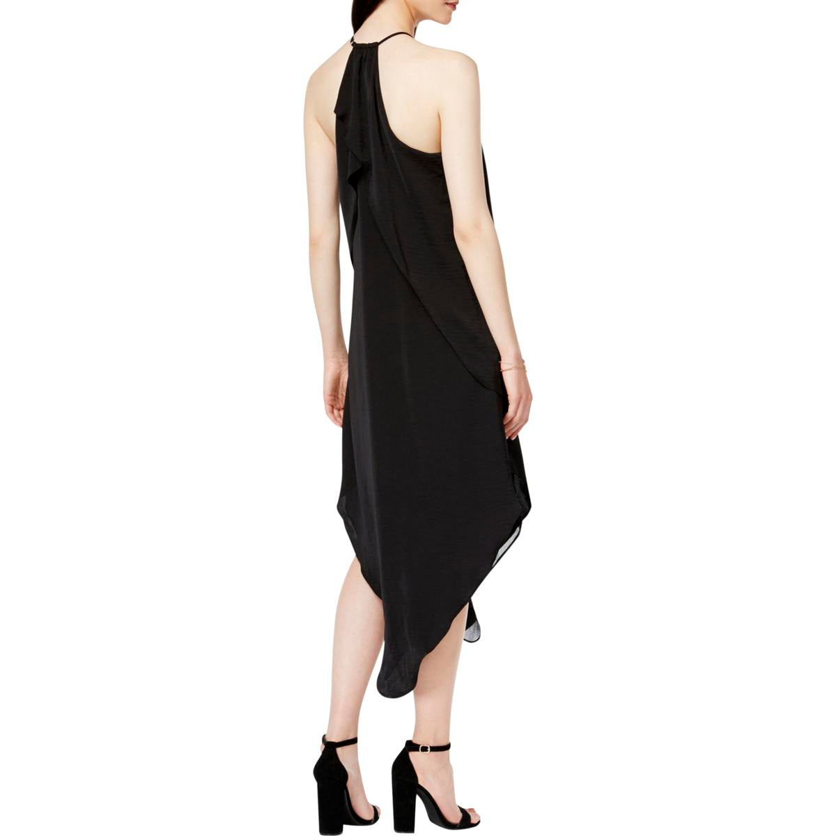 Bar III Draped Asymmetrical Dress - Gear Relapse