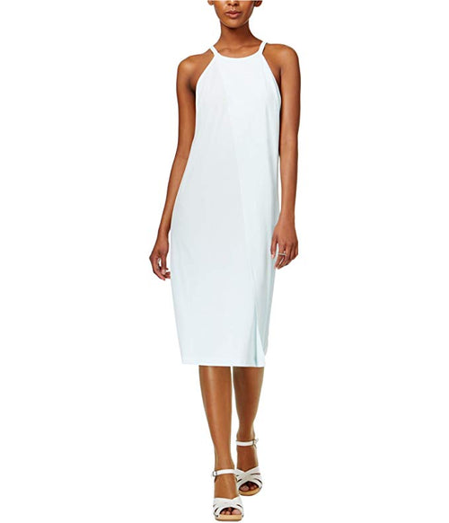 Bar III Faux-Wrap Shift Dress - Gear Relapse