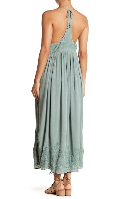 b14defe6744 Free People Elaine Embroidered Maxi Dress – Gear Relapse