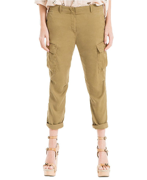 Max Studio London Cuffed Cargo Pants