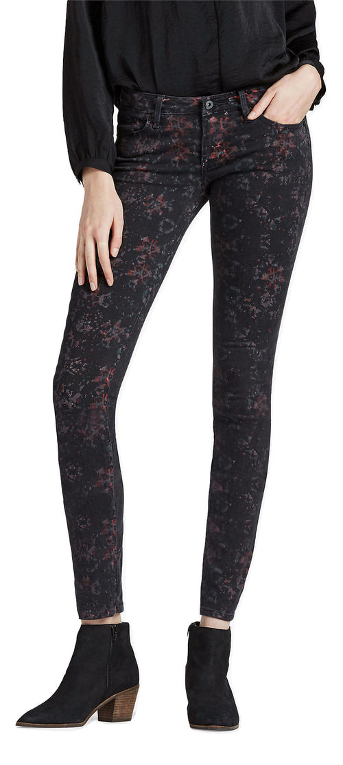 Lucky Brand Lolita Skinny Jeans El Monte Aztec Trance 31