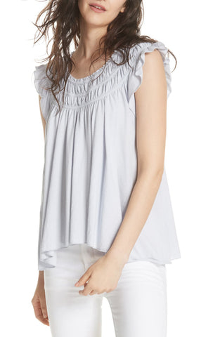 Free People Coziest Tank Top Blue S