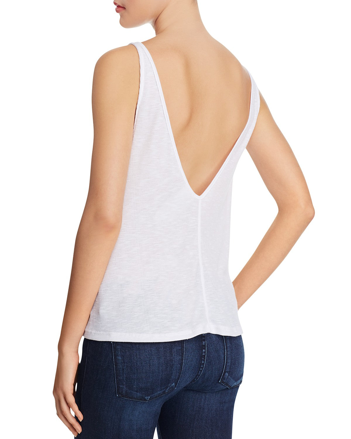 Free People Sleek 'N' Easy Tank - Gear Relapse