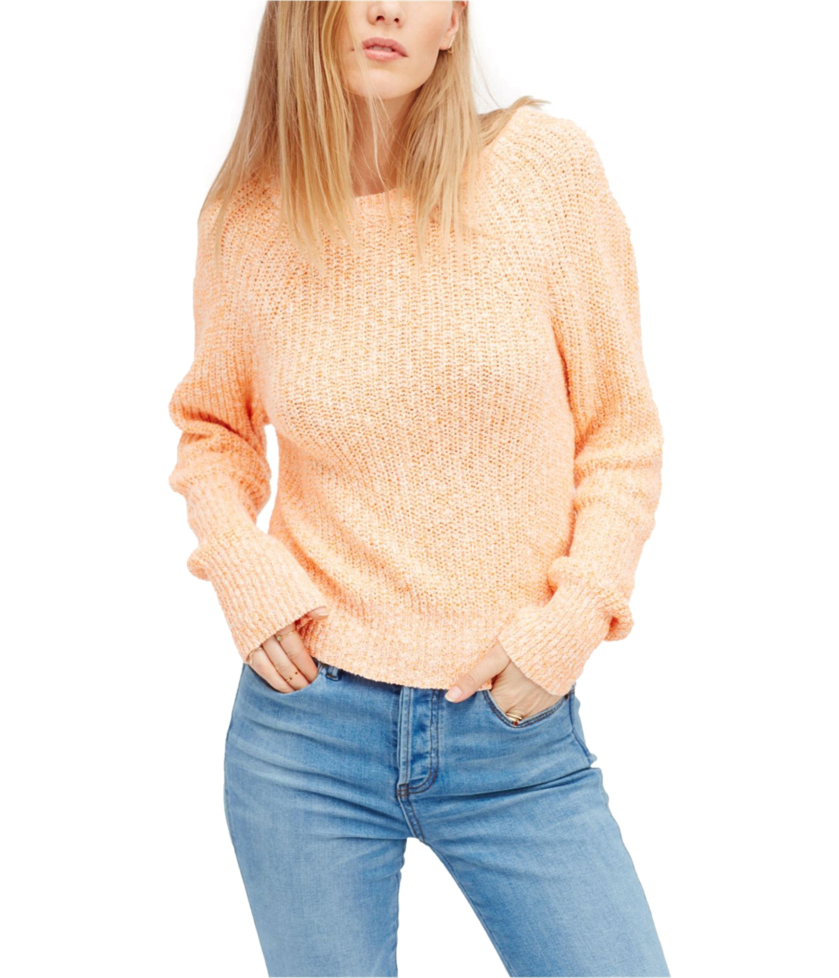 7bdda8d5d26 Free People Electric City Pullover Sweater – Gear Relapse
