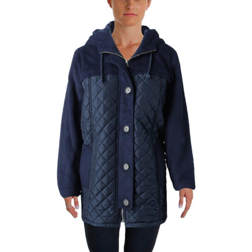 Lucky Brand Womens Wool Blend Quilted Puffer Jacket - Gear Relapse