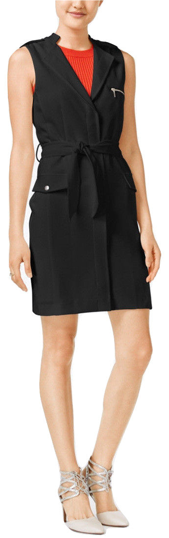 Bar III Belted Utility Dress - Gear Relapse
