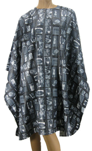 Cosmetology Cape Filmstrip Print