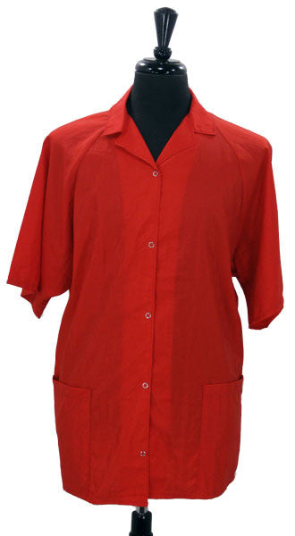 Red Salon Shirt