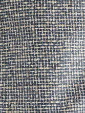 Salon Vest Weave Print Swatch