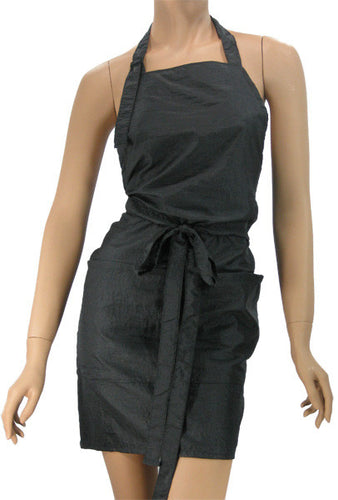 Black Hair Stylist Lightweight Color Apron