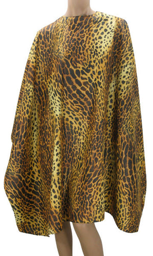 Cheetah Hair Salon Capes