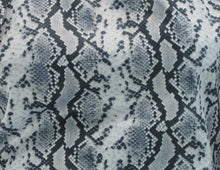 Python Hair Styling Apron Fabric Swatch