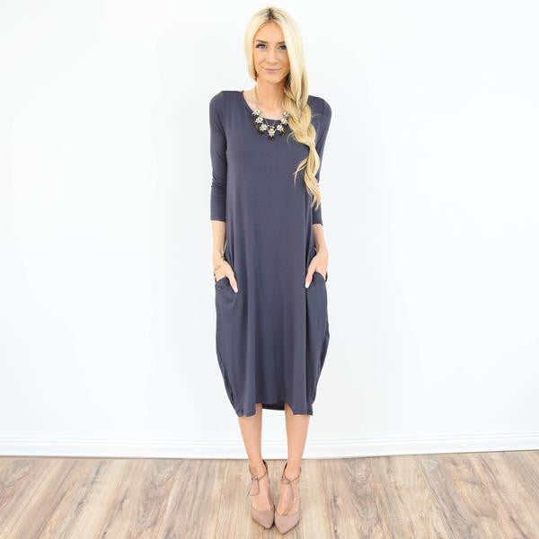 Iva Pocket Dress