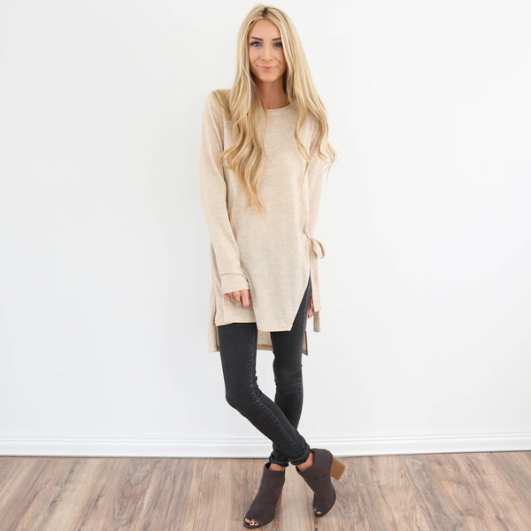 Lyle Bow Sweater