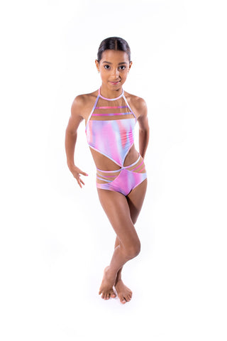 PRE ORDER MOTIVATE CHILD LEOTARD