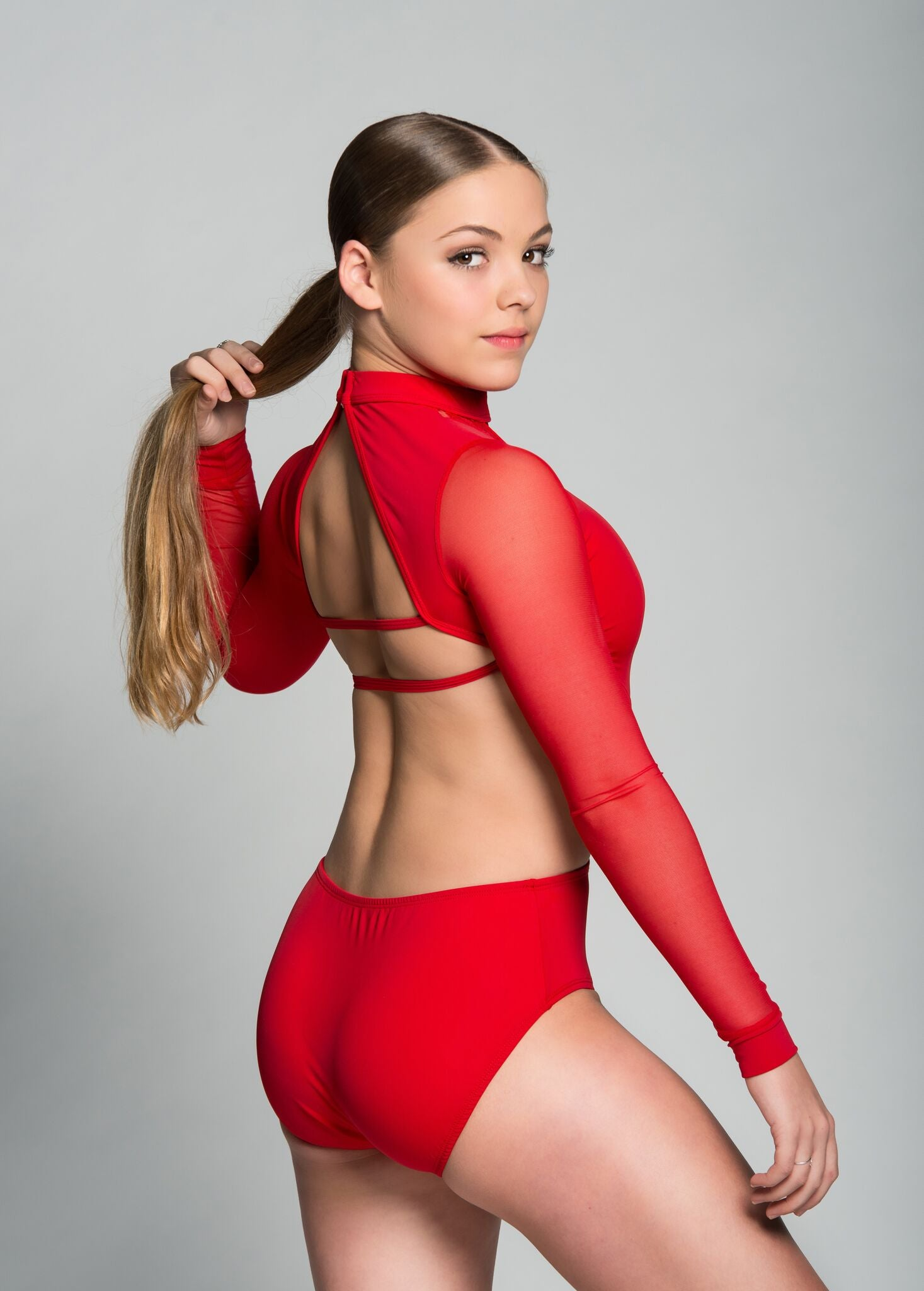 CARMEN CHILD LEOTARD