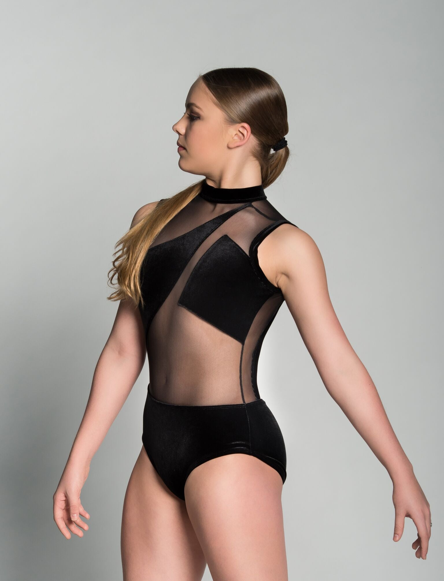 KAYLIE CHILD LEOTARD