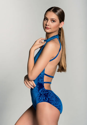ALICIA CHILD LEOTARD