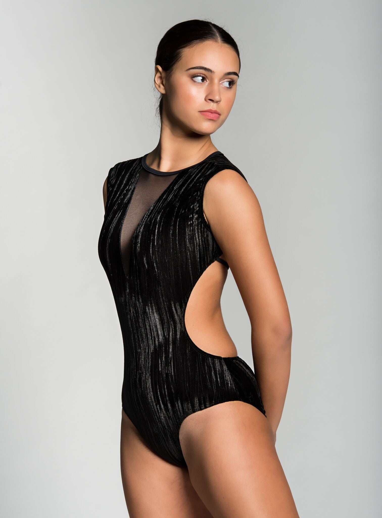 VERO VELVET CHILD LEOTARD