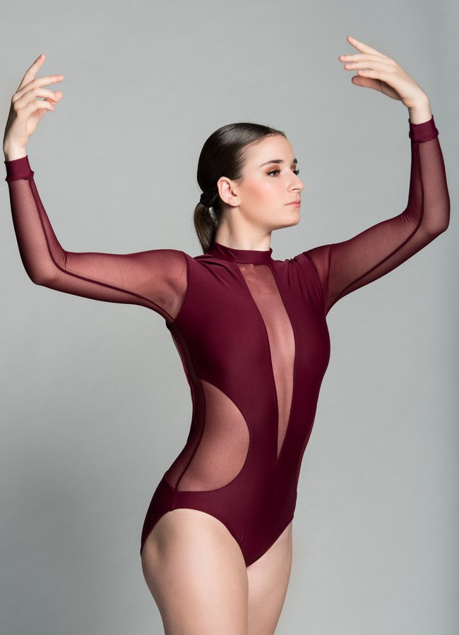 OLIVIA CHILD LEOTARD