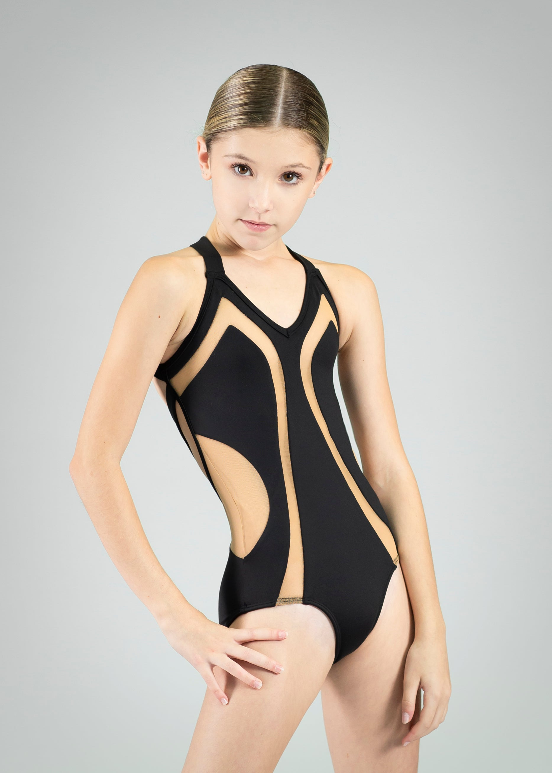 VALERIA CHILD LEOTARD