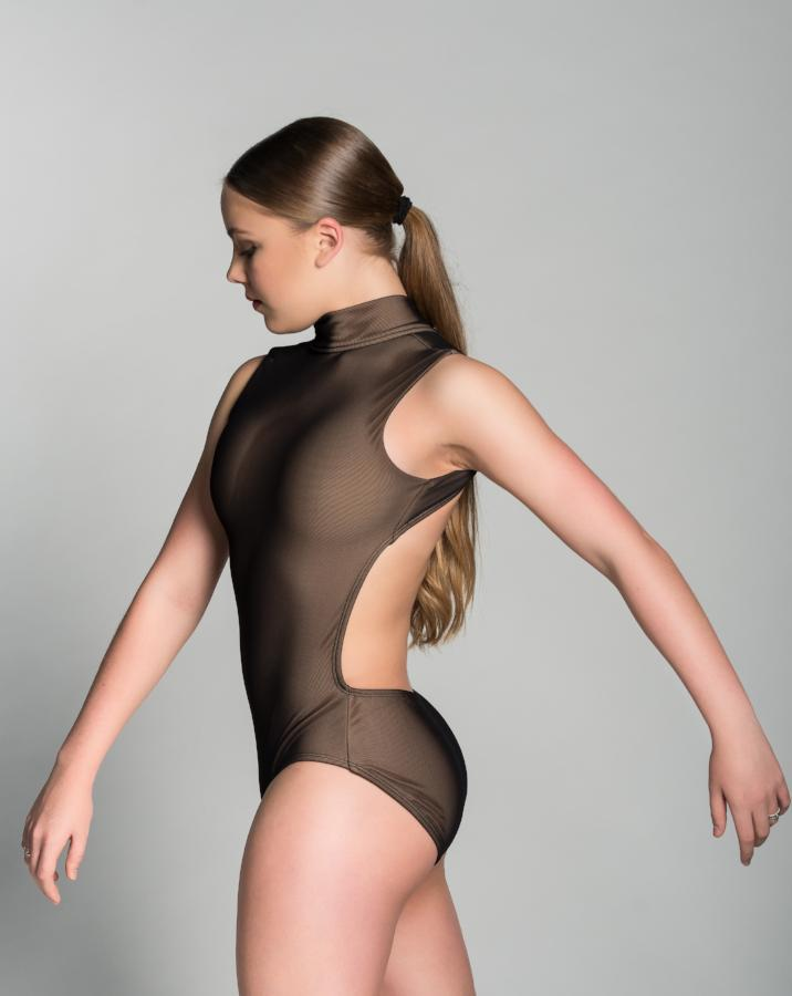 AMBER CHILD LEOTARD