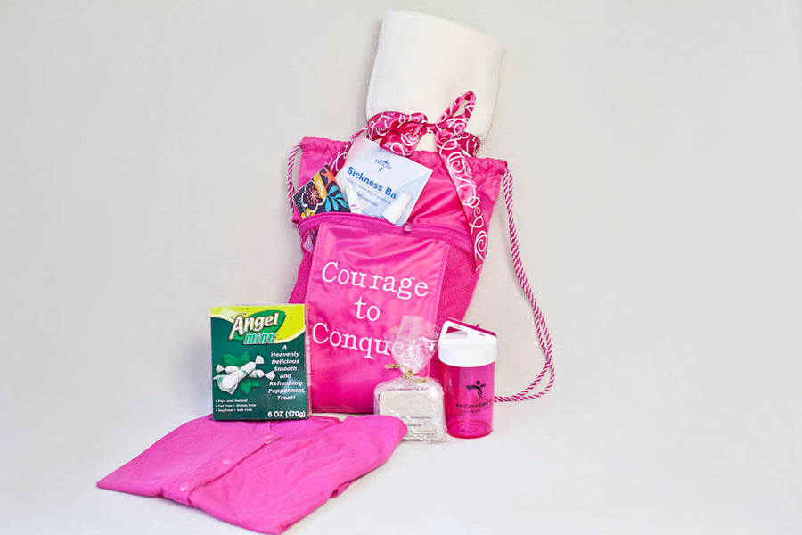 Breast Cancer Mastectomy Patient Recovery Care Package