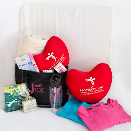 Breast Cancer: Deluxe Recovery Care Package