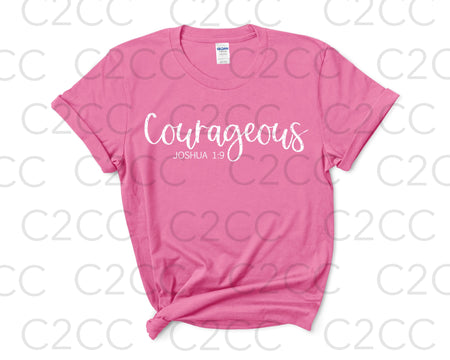 Courageous Fundraiser Tee