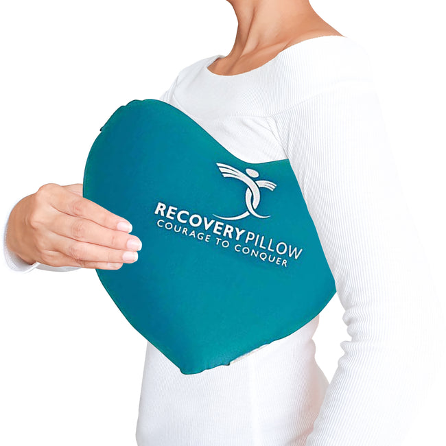 Set of 2 Mastectomy Surgery Recovery Pillows for the Axilla or Underarm to Relieve Pressure - Breast Surgery Pillows