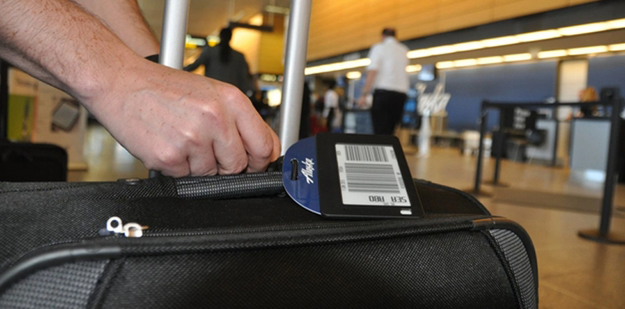Is This The Baggage Tag of The Future?