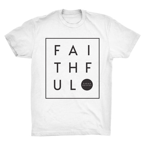 Faithful Tee