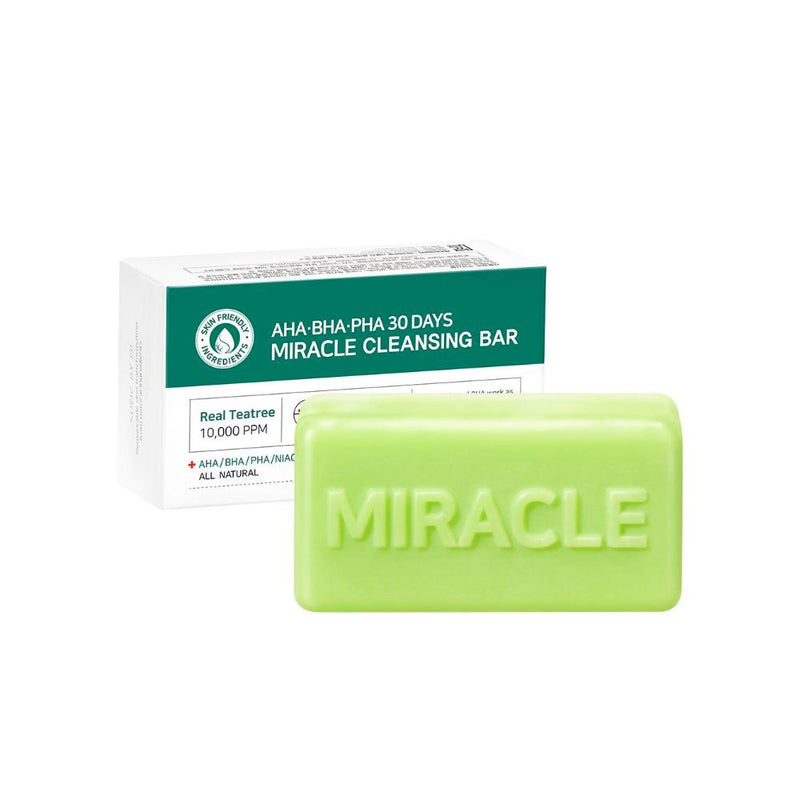 AHA BHA PHA 30 Days Miracle Cleansing Bar