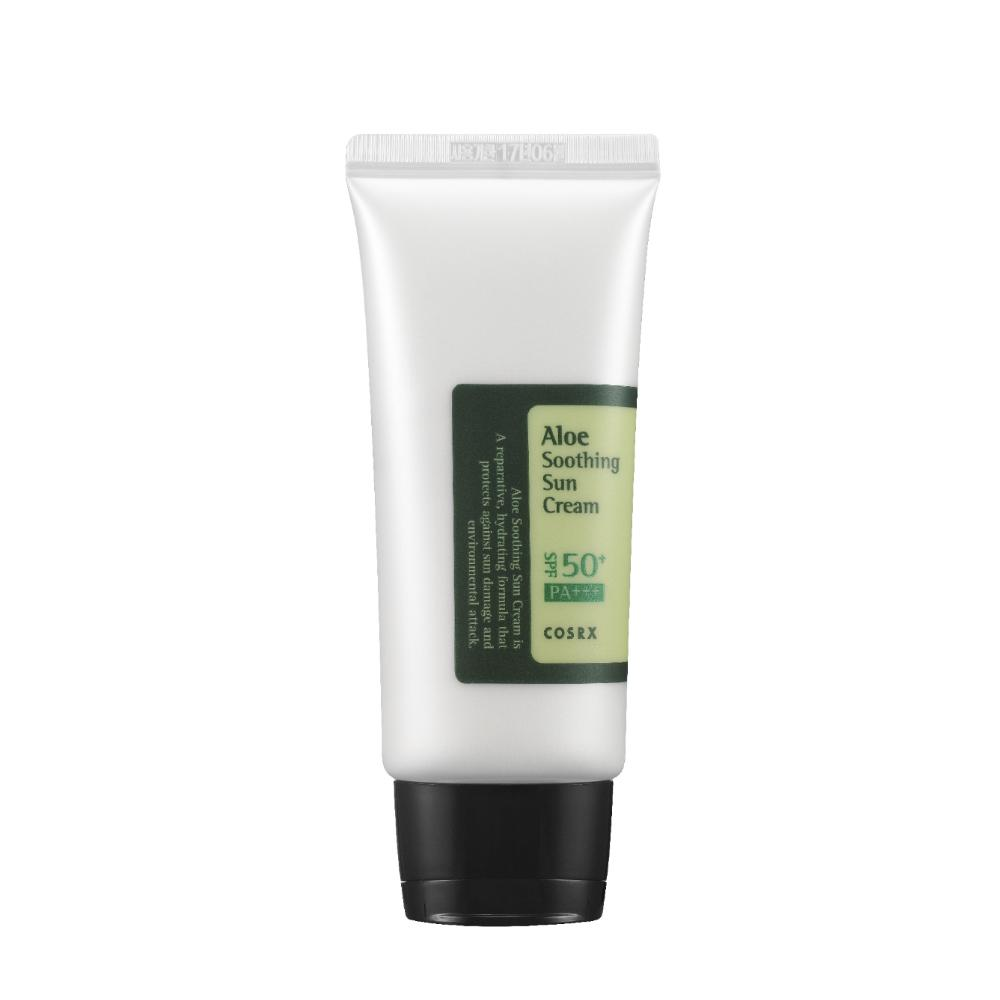 Aloe Soothing Sun Cream SPF 50+