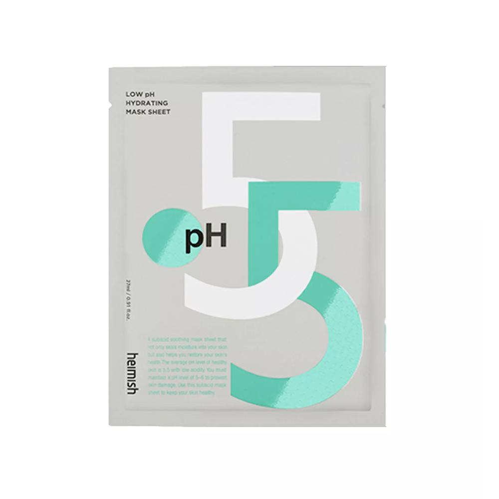 Low pH Hydrating Sheet Mask