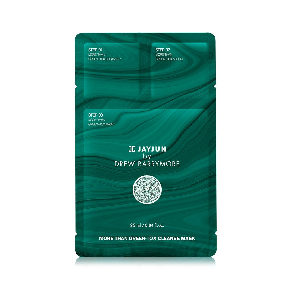 More Than Green-Tox Cleanse Mask (by Drew Barrymore)