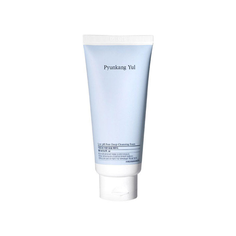 Low pH Pore Deep Cleansing Foam
