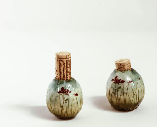 Ceramic Small Bottle