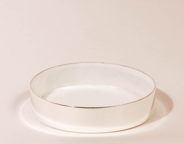 Silver Flat Dish Collection