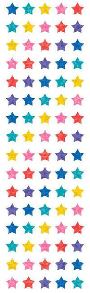 Roll Sparkle Multi Micro Stars