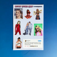Britney Sticker