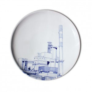 Industrial Plates (Set of 6)