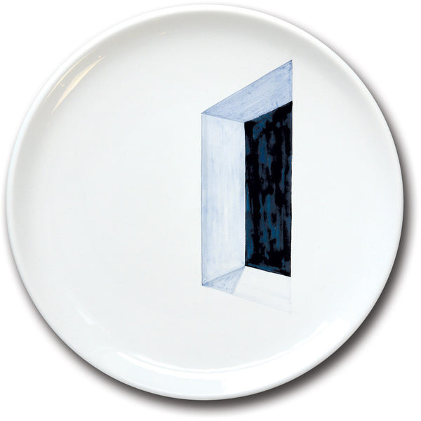 Open Door Plate - (Single Plate)