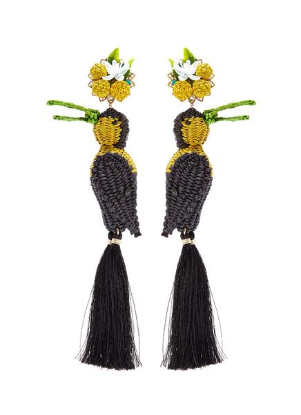 Tucan de la Sierra Earrings